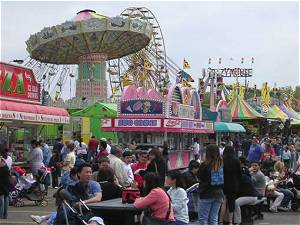 Nassau Coliseum Fair at the Nassau Coliseum