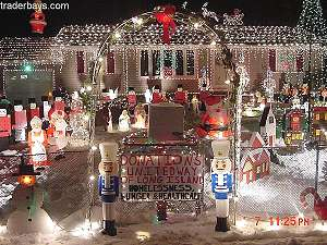 Gippetti Light Display - 10 Somerset St., Centerreach, NY 11720