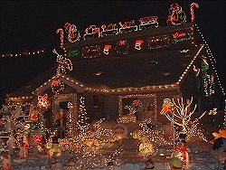 Long Island Christmas Lights | LongIsland.com