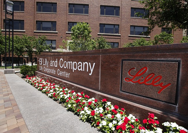 Alzheimer drug failure a blow to Eli Lilly