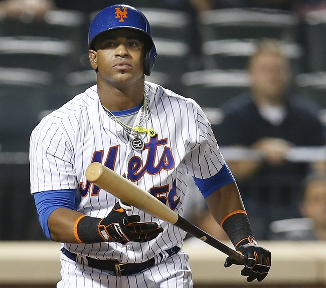 Cespedes opts out of Mets deal, free agent again