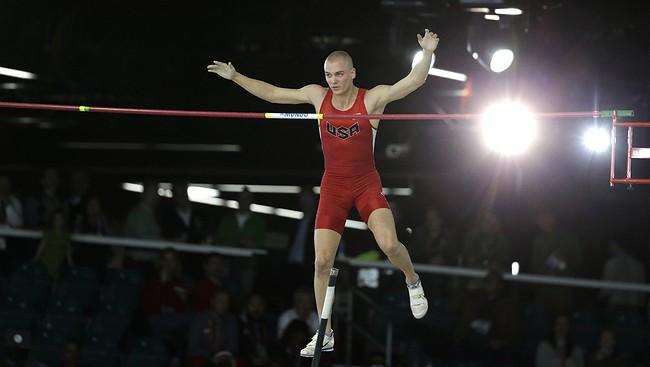 Rio teams taking shape for US track, gymnastics