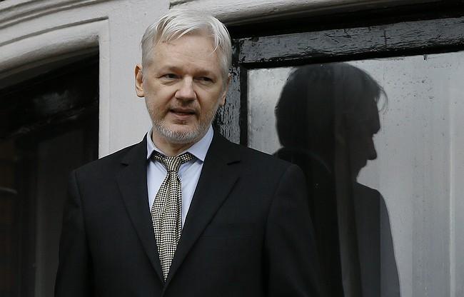 Julian Assange interrogated over rape claims