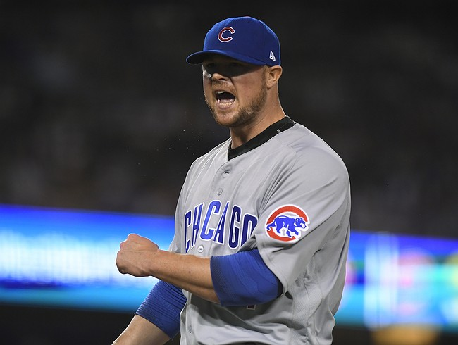 Cubs reach 1st World Series since 1945