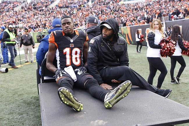 Bengals lose Bernard; AJ Green could be back in weeks