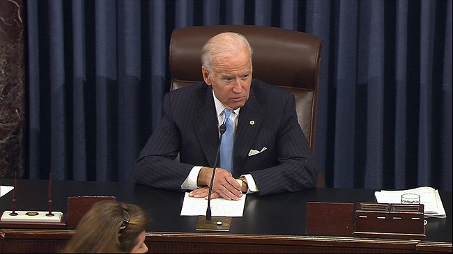 Joe Biden Announces Plans to Run for President in 2020