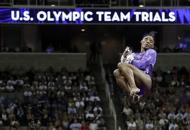 Gwinnett native Ragan Smith fifth at US Gymnastics Olympic Trials