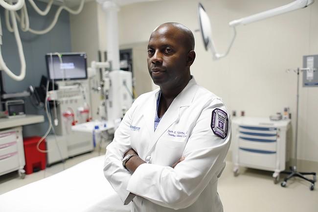 Dallas trauma surgeon: 'This killing, it has to stop'