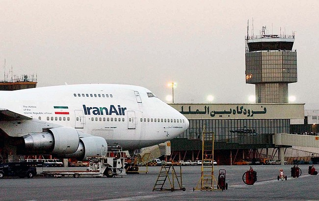 Boeing says it signs sales agreement with Iran Air