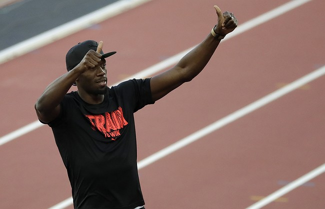 Usain Bolt slams 'disrespectful' Justin Gatlin after London Anniversary Games win