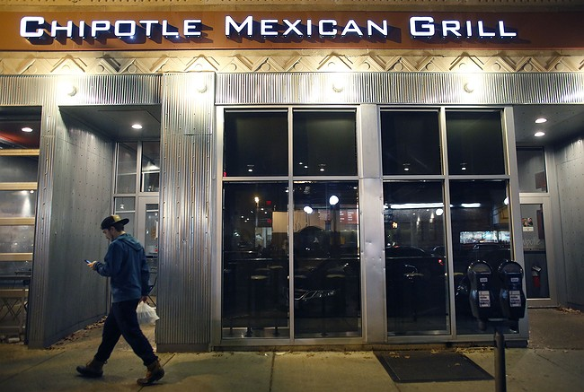 Chipotle: E. Coli may not be to blame for latest health issue
