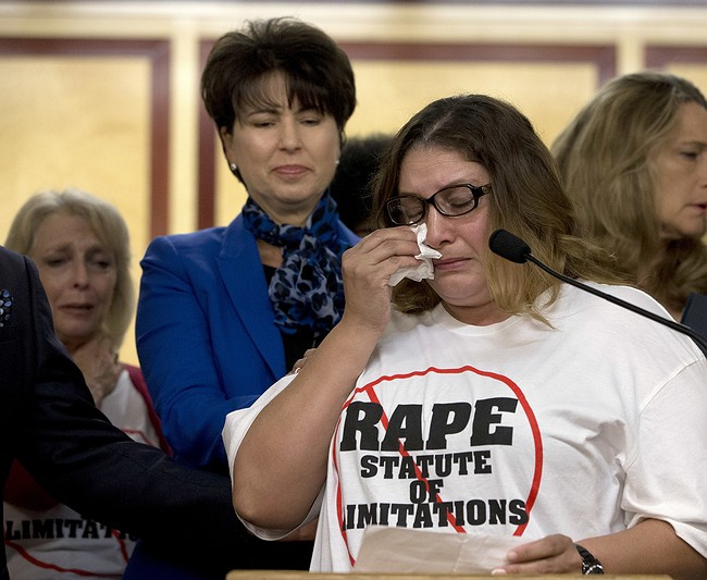 California Ends Statute Of Limitations For Rape After Cosby Allegations