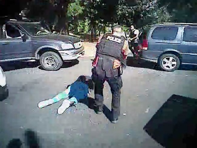Video of Keith Lamont Scott's Killing Offers Few New Answers