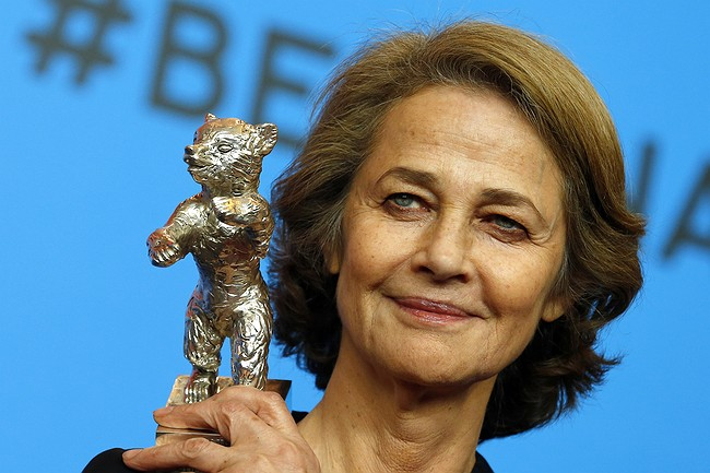 Charlotte Rampling Clarifies 'Racist to Whites' Oscar Comment