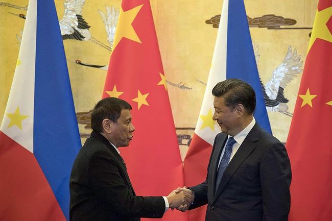Time to say goodbye to America: Rodrigo Duterte