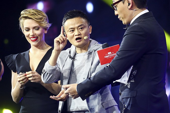 Alibaba smashes all records; records staggering $5 billion in 1 hour
