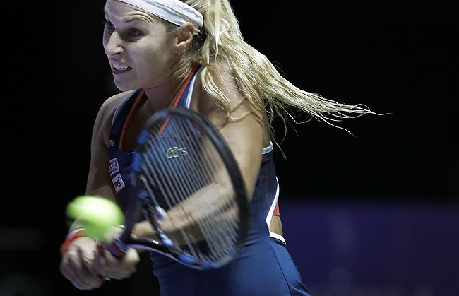 Dominika Cibulkova upsets Angelique Kerber to win WTA Finals