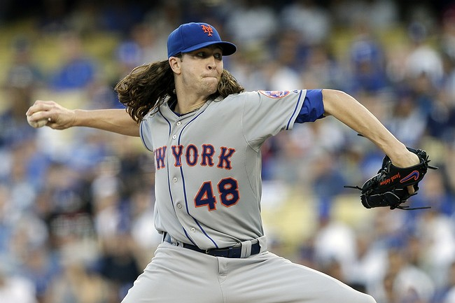 Mets' deGrom out for season, facing surgery