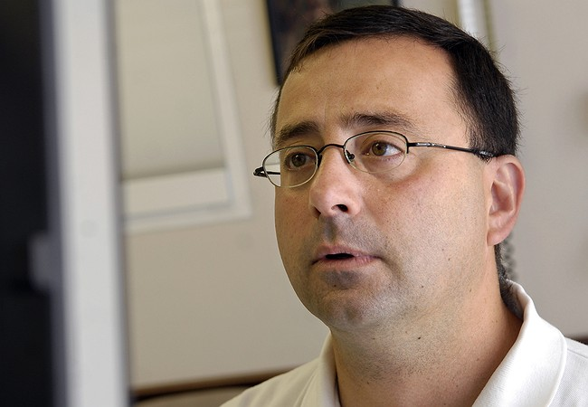 Larry Nassar, USA Gymnastics Team Doctor, Accused Of Sexual Abuse