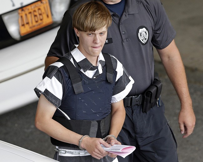 The Jury Reached a Verdict on Dylann Roof