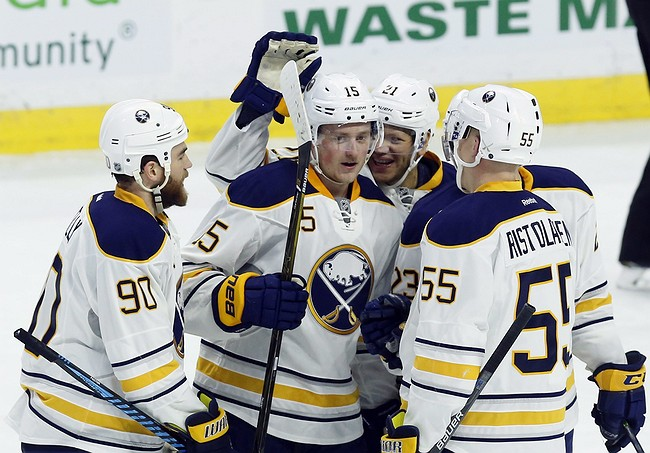 Jack Eichel will make season debut Tuesday