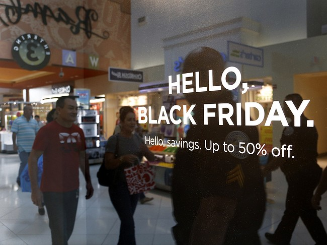 Shoppers pack Augusta Mall for early Black Friday deals