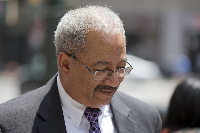 Ex-Rep. Fattah sentenced to 10 years in prison