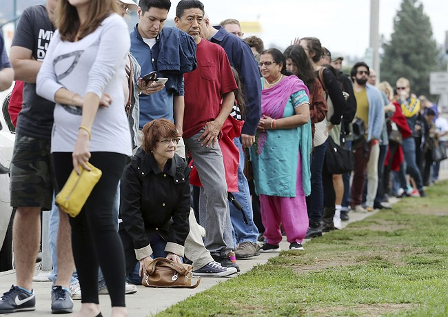 FBI news too late to sway millions of early voters