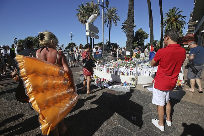 Two More Arrested in Nice Over Truck Attack