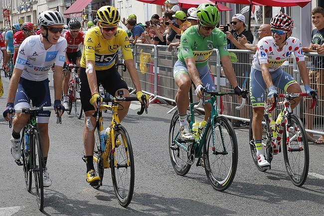 Sky's the limit as Chris Froome wins third Tour de France