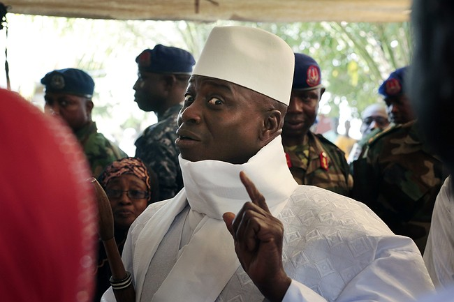 Gambia refuses entry to ECOWAS head amid election dispute