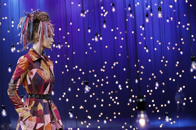 Marc Jacobs Responds to Criticism of His Runway Show's Dreadlocks