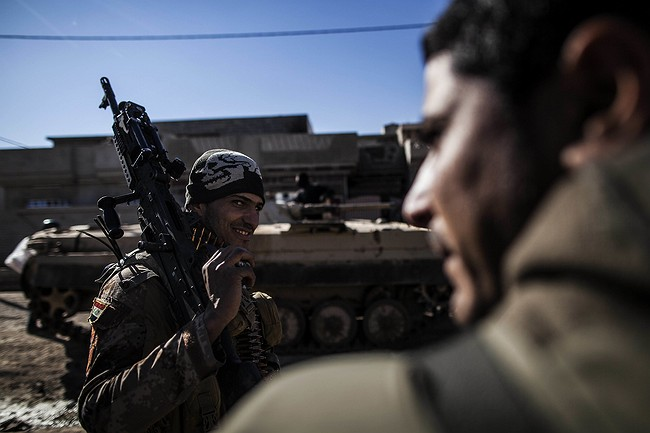 Iraqi official: Anti-IS airstrike killed, wounded civilians