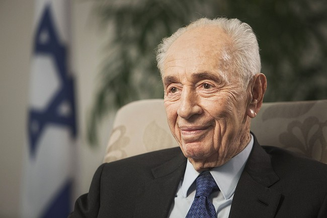 Israel's Shimon Peres rushed to hospital with chest pains