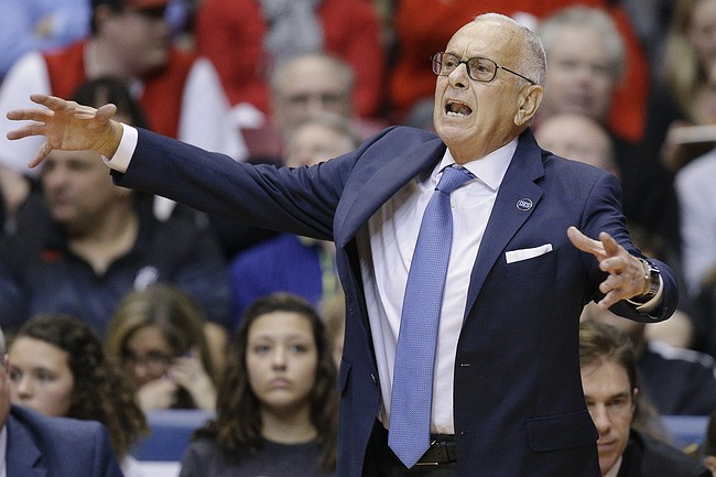 Larry Brown resigning as SMU basketball coach