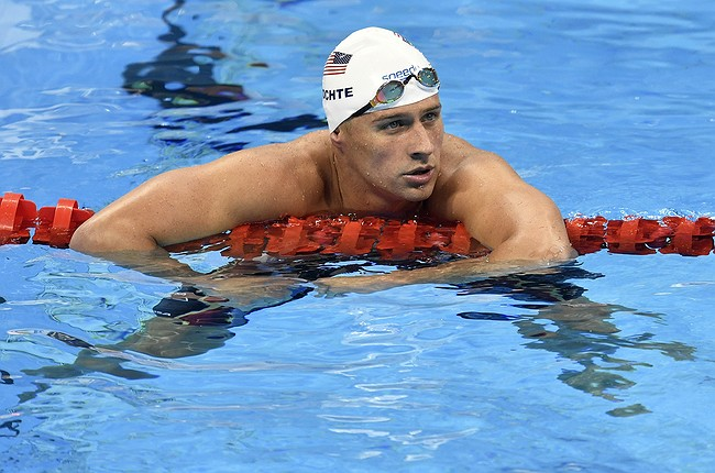 Ryan Lochte: Full text of his apology 'for not being more ... candid'
