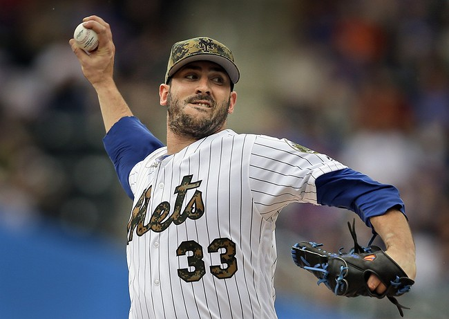 Mets P Matt Harvey to have season-ending shoulder surgery