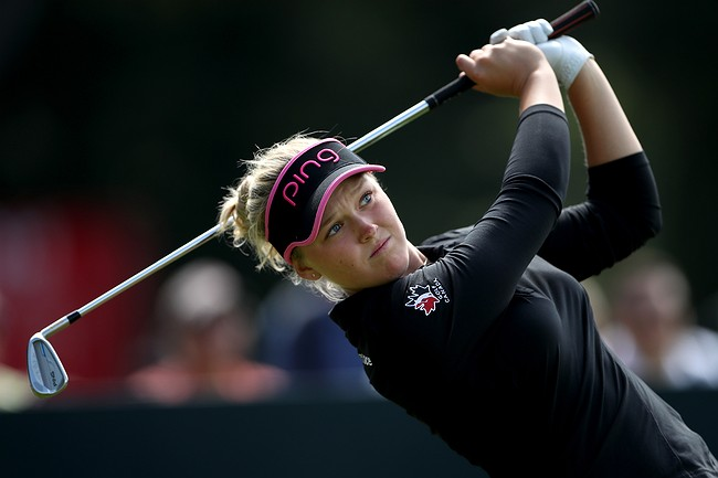 Jutanugarn takes charge at Woburn