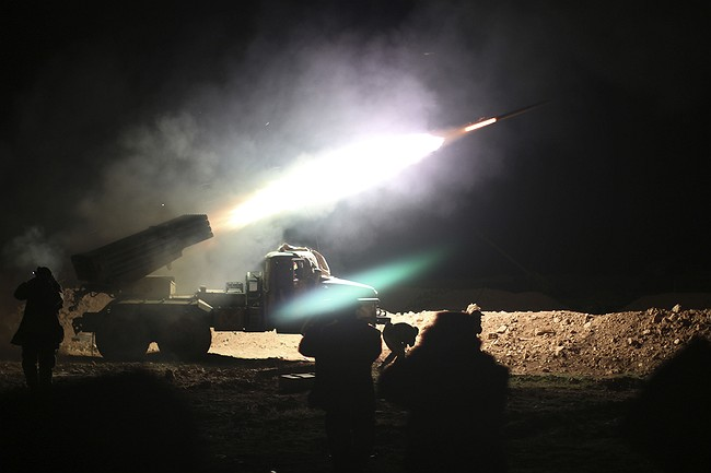 Syria denounces 'outrageous' Turkish artillery shelling
