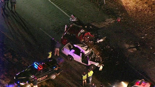 Head-on crash leaves New Jersey trooper, another man dead