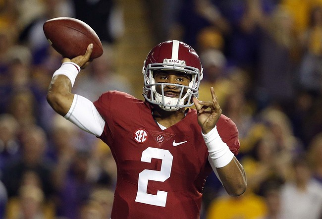 Alabama surges on with solid victory over LSU