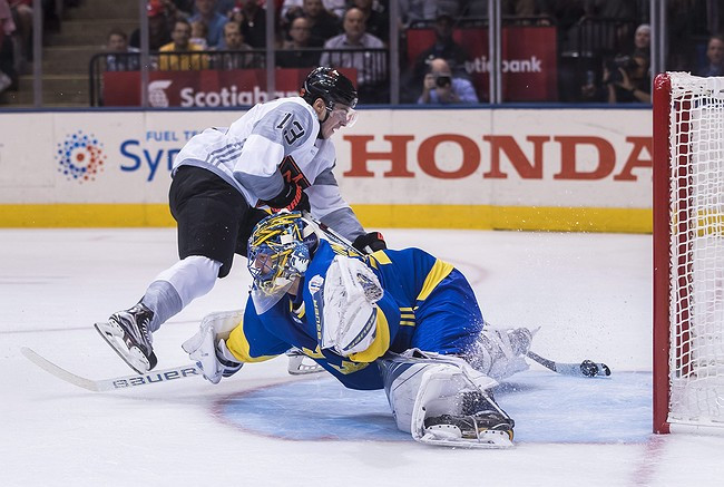 Anything but gold was a 'failure' to Team Sweden