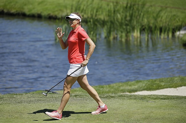 US Women's Open: Ko in the lead, but several in close range