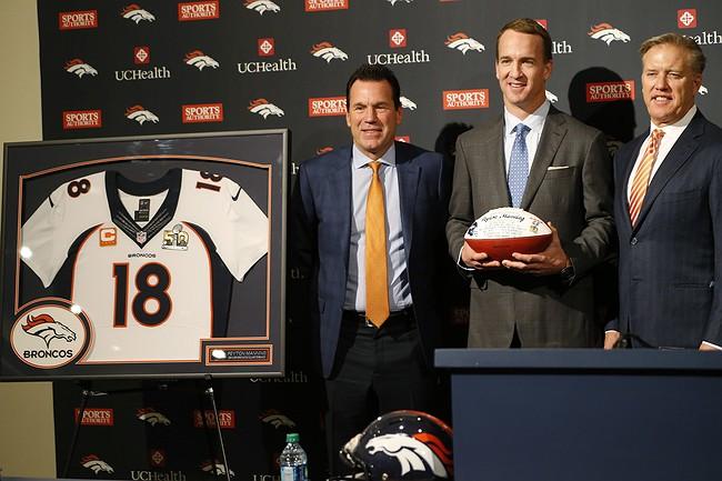 Peyton Manning: Denver Broncos quarterback retires from NFL