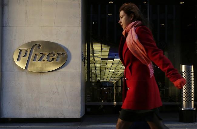 Pfizer profit just misses estimates; company scraps cholesterol drug