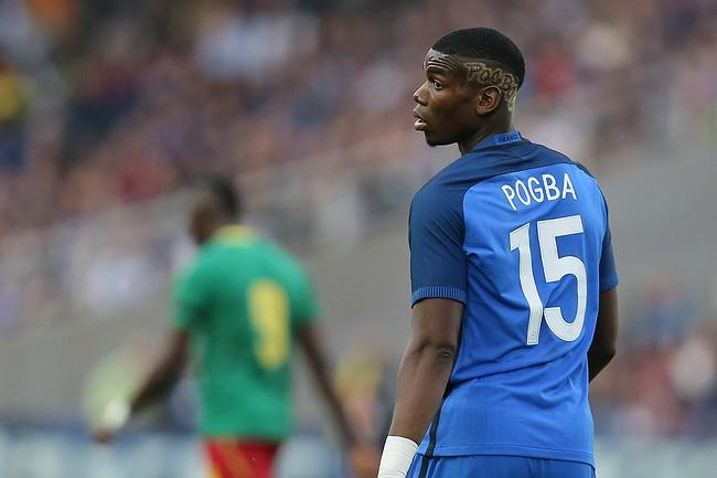 Pogba targets Premier League title