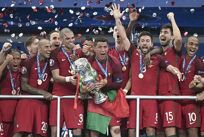 Portugal wins Euro 2016 football championship; defeated France 1-0