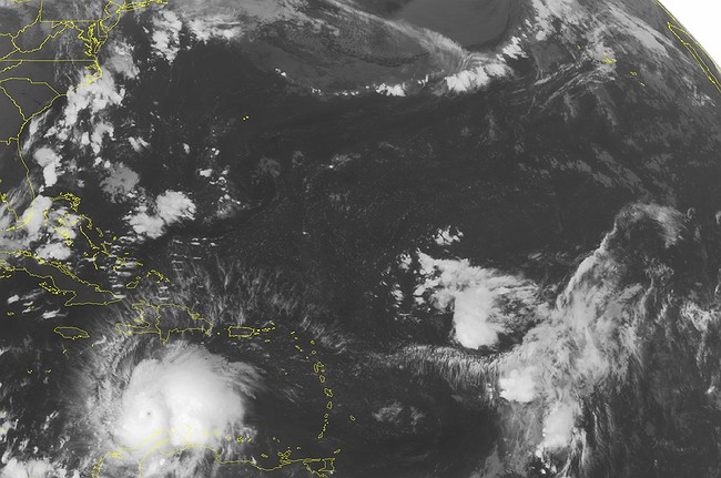 Matthew, a Category 4 hurricane, threatens Haiti, Jamaica