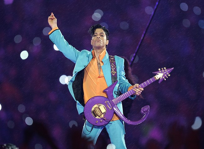 Prince's songs to be administered by Universal Music