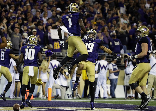Browning, Washington roll over Stanford